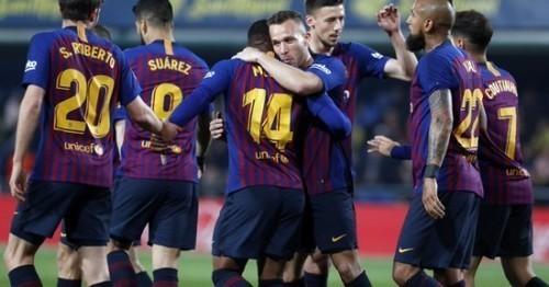 Где смотреть онлайн матч Кубка Испании Барселона – Валенсия