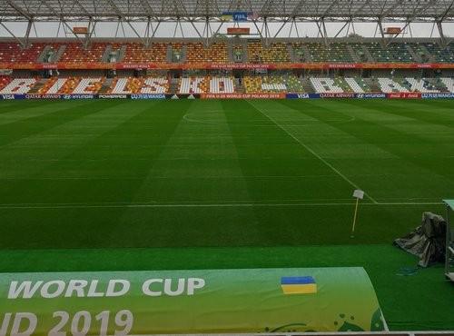 Украина U-20 – США U-20 – 2:1. Текстовая трансляция матча