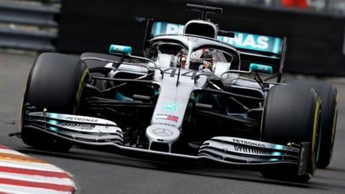 Хэмилтон - быстрейший во второй практике Гран-при Монако