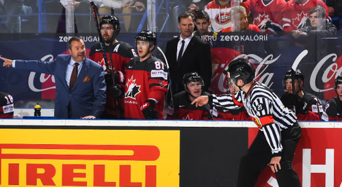 ВИДЕО. Как Канада спасла матч голом за 0,4 секунды до конца