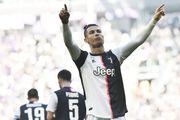 Серія А. Дубль Роналду допоміг Ювентусу обіграти Фіорентину