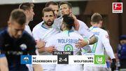 Кельн и Вольфсбург одержали победы в Бундеслиге