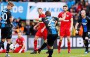 Брюгге – Антверпен – 1:0. Соболь снова побеждает. Видео гола и обзор матча