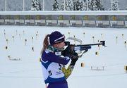 Рассказова опустилася на 6 місце в загальному заліку Юніорського Кубка IBU