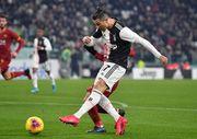 Криштиану РОНАЛДУ: «Горжусь тем, что забил 50 голов за Ювентус»