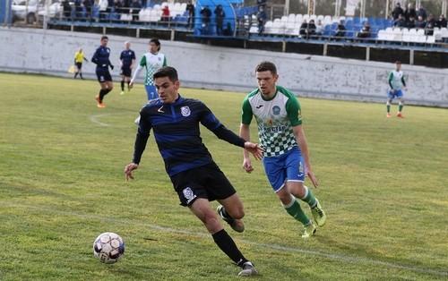 Черноморец — Кристалл — 5:0. Видео голов и обзор матча