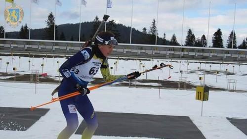 ЮЧМ-2020 по биатлону. Юлия Городна финишировала 18-й в гонке преследования