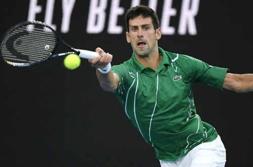Новак Джокович – чемпион Australian Open