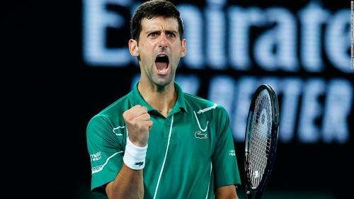 ВИДЕО. Как Джокович восьмой раз Australian Open выигрывал