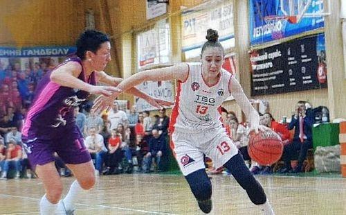 Ровно – обладатель Кубка Украины по баскетболу среди женщин