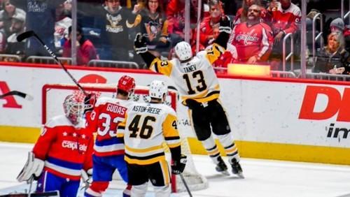 НХЛ. Піттсбург зупинив Вашингтон, перемоги Коламбуса і Кароліни