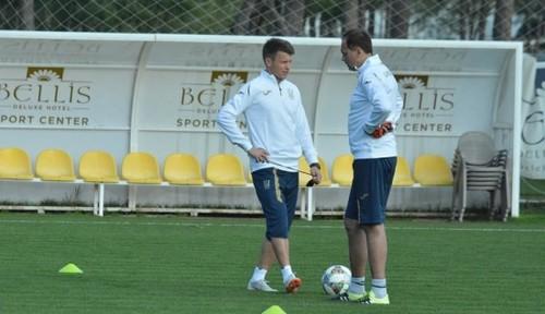 Ротань и тренерский штаб Украины U-21 будут просматривать игроков в Турции