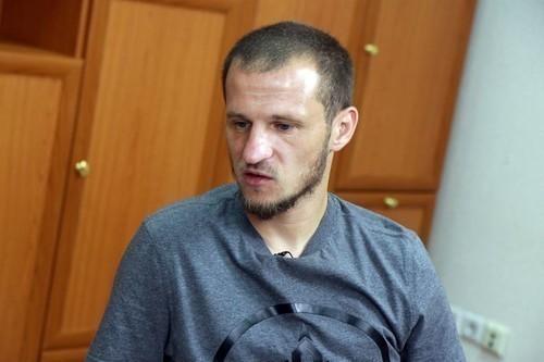 Александр АЛИЕВ: «В детстве я болел за Спартак»