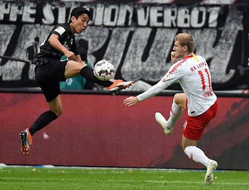 Де дивитися онлайн матч Кубка Німеччини Айнтрахт – Лейпциг