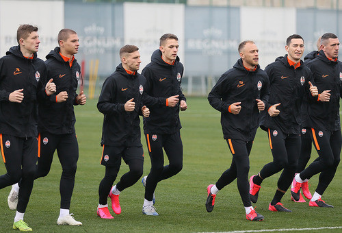 Шахтар - Македонія ГП - 2:0. Текстова трансляція матчу