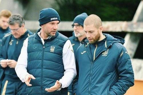 Тренерский штаб сборной Украины пополнил еще один итальянец