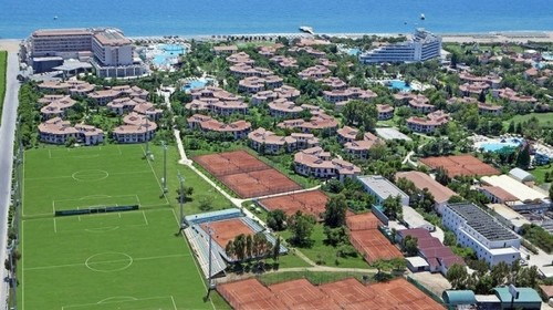 Черноморец проведет семь спаррингов в Турции