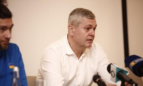 Айнарс БАГАТСКІС: «Хочу, щоб країна побачила Леня і Михайлюка в Україні»