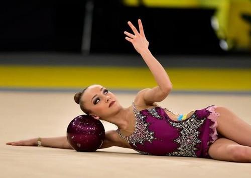 Украинские гимнастки выступят в Москве, хотя все лицензии на ОИ получены