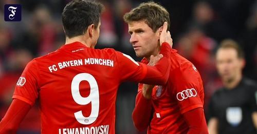 Бавария справилась с Хоффенхаймом в сверхрезультативном матче Кубка