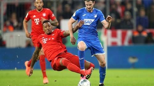 Бавария — Хоффенхайм — 4:3. Видео голов и обзор матча