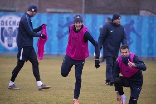 Десна проведе спаринг з білоруською Городеєю