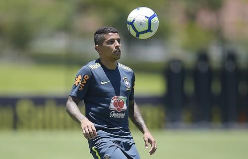 Фулбек Шахтера Додо получил травму в сборной Бразилии U-23