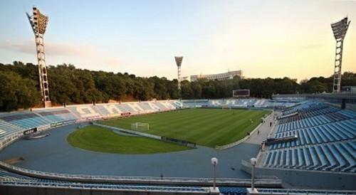 Динамо зіграє з Ворсклою на стадіоні ім. Лобановського