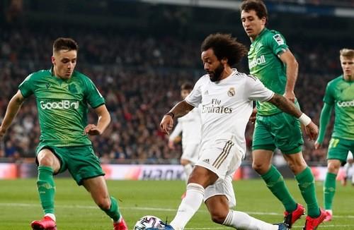 Реал перервав свою фантастичну серію без поразок