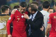 Роналду забил 50 голов в Италии на один матч позже, чем Шевченко