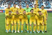 Сборная Украины проведет спарринги с Кипром, Израилем и Северной Ирландией