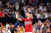 Батько Джоковіча: У цьому сезоні Новак наздожене Федерера за титулами