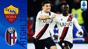 Рома – Болонья – 2:3. Видео голов и обзор матча