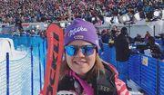 Горные лыжи. Ребенсбург одержала домашнюю победу в Гармише