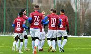 ПФК Львов обыграл два латвийских клуба за один день