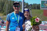Український біатлоніст зомлів на юніорському чемпіонаті світу