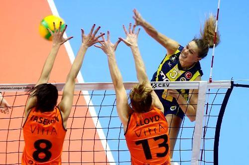 В Лиге чемпионов среди женщин сыграны все матчи пятого тура