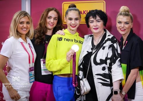 Ирина Дерюгина пояснила, почему сборная Украины выступит на Гран-при Москвы