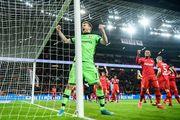 Байер — Боруссия Дортмунд — 4:3. Видео голов и обзор матча