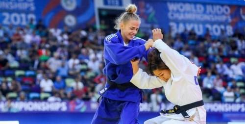 Билодид выиграла золото на соревнованиях в Париже, у Зантараи - бронза