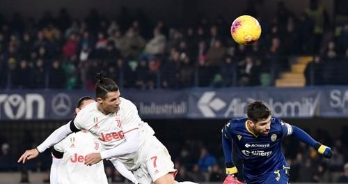И гол Роналду не помог. Верона на своем поле сенсационно бьет Ювентус