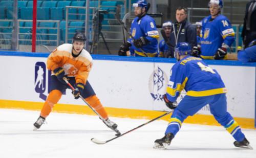 Сборная Украины обыграла Нидерланды в матче отбора на ОИ-2022