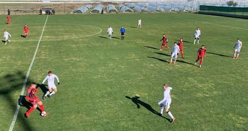 Заря — Флямуртари — 1:0. Видео гола и обзор матча