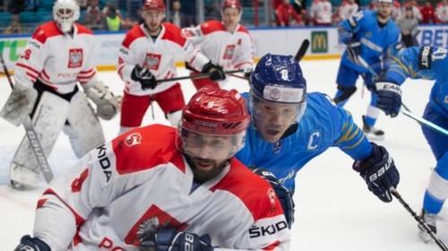 Польша сенсационно обыграла Казахстан и продолжит борьбу за выход на ОИ