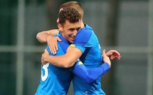 Динамо продолжило победную серию на сборах разгромом Бораца