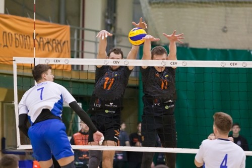 Определились участники Финала четырех мужского Кубка Украины