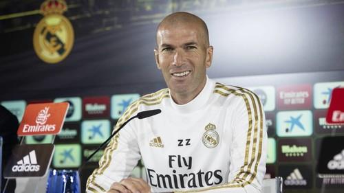 Зидан одержал 88-ю победу в Ла Лиге с Реалом и опередил Моуриньо