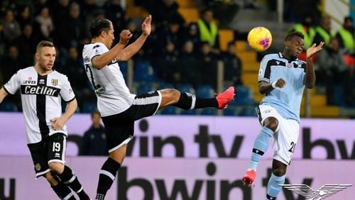 Лацио снова выиграл и почти настиг Ювентус
