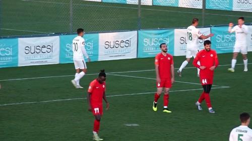 Александрия – Кызылжар – 2:0. Видео голов и обзор матча