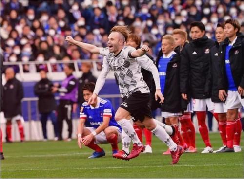 ВИДЕО. 9 промахов подряд с пенальти! Иньеста выиграл Суперкубок Японии